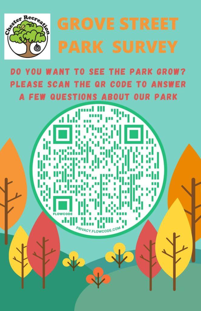 2021 Grove Street Park Survey