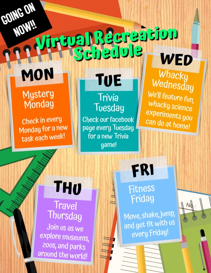 Chester Virtual Recreation